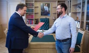 Полуфиналисты «Лидеров России» стали участниками проекта «Команда лидеров Новгородчины»