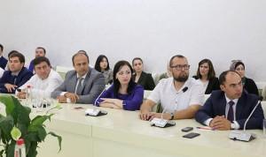 Глава Дагестана встретился с резервом управленческих кадров республики