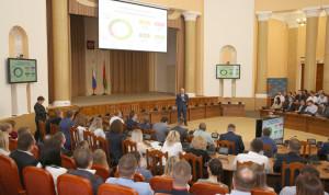 В Липецкой области выявляют лидеров региона
