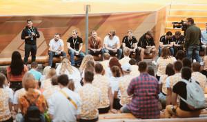 Профессионалы от госслужбы встретились с молодежью на форуме «Территория смыслов»
