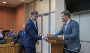 Победителям конкурса «Приморье: команда будущего» вручили сертификаты