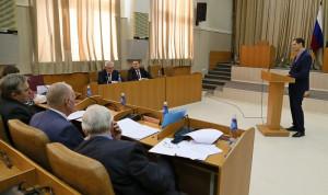 В администрации губернатора Алтайского края прошла аттестация госслужащих