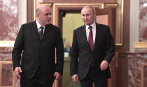 Президент объяснил свой выбор кандидатуры Мишустина на пост премьер-министра
