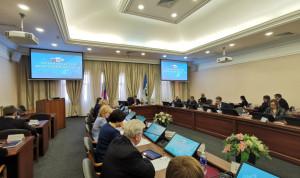 В правительстве Иркутской области провели семинар на тему подачи деклараций