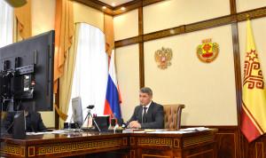 Олег Николаев рассказал о кадровых реформах за 100 дней на посту врио губернатора Чувашии