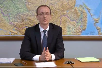 Вице-премьер Дмитрий Григоренко омасштабной реформе контрольно-надзорной деятельности